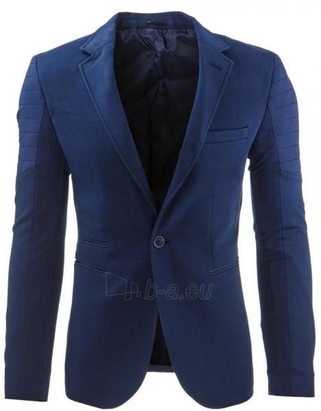 Vyriškas švarkas Lovell (Tamsiai mėlynas) Paveikslėlis 1 iš 2 310820033439