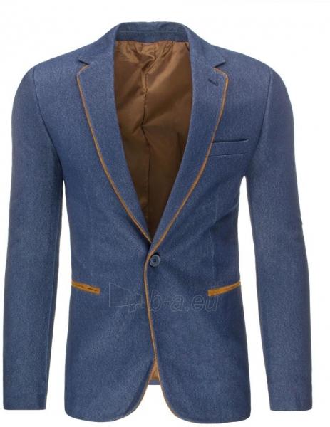 Vyriškas švarkas Molalla (Tamsiai mėlynas) Paveikslėlis 1 iš 7 310820033404