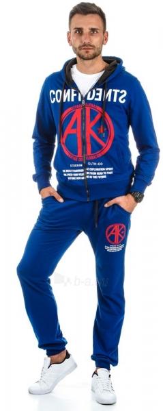 Vyriškas Treningas AK (Mėlynas) Paveikslėlis 1 iš 6 310820036940