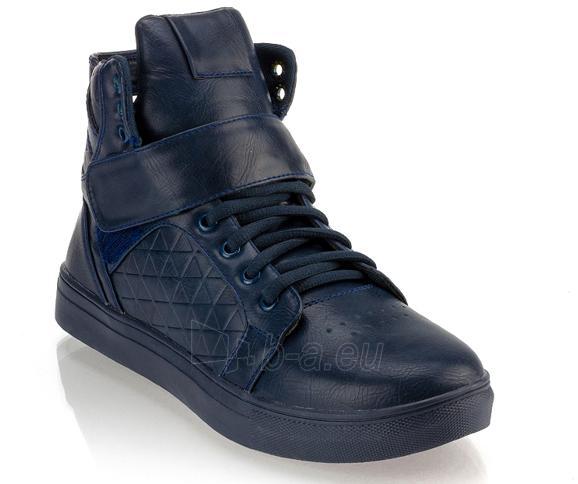 Vyriški batai GOV DENIM (Tamsiai mėlyni) Paveikslėlis 1 iš 7 310820035436