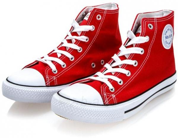 Vyriški batai Kenzie (Raudoni) Paveikslėlis 1 iš 6 310820034155
