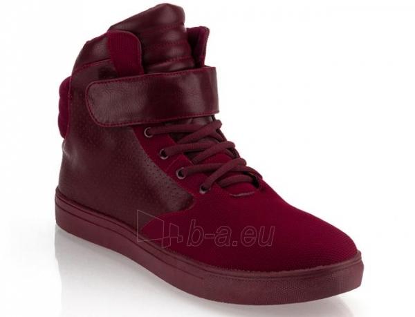 Vyriški batai Matoa ((bordinės spalvos)) Paveikslėlis 1 iš 7 310820035442