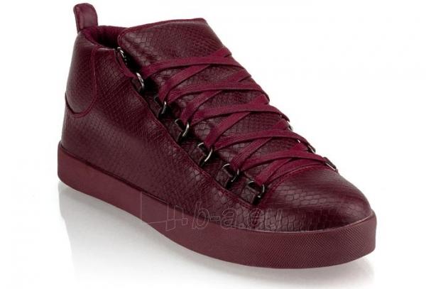 Vyriški batai Point ((bordinės spalvos)) Paveikslėlis 1 iš 7 310820035438