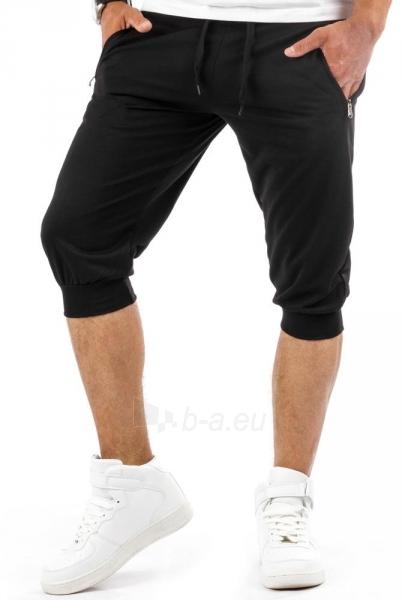 Vyriški bridžai Adli (juodos spalvos) Paveikslėlis 1 iš 6 310820032881