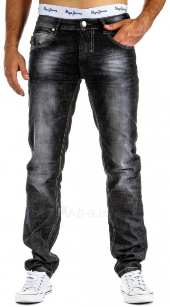 Vyriški džinsai Merlin Paveikslėlis 1 iš 6 310820043472