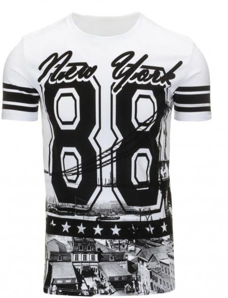 Vyriški marškinėliai 88 (Balti) Paveikslėlis 1 iš 5 310820031261