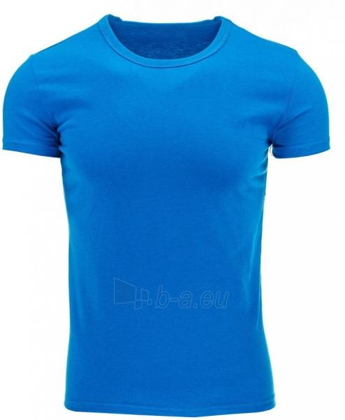 Vyriški marškinėliai Afton (Mėlyni) Paveikslėlis 1 iš 1 310820033696
