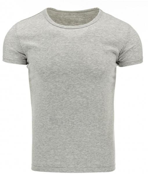 Vyriški marškinėliai Afton (Pilki) Paveikslėlis 1 iš 1 310820033691