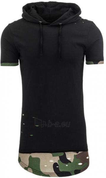 Vyriški marškinėliai Akemi (juodos spalvos) Paveikslėlis 1 iš 2 310820032864