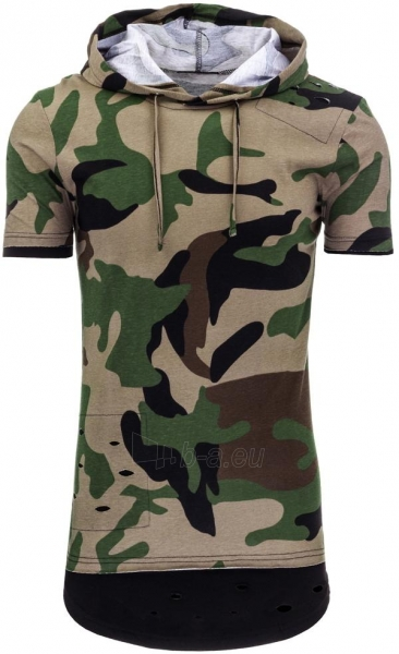 Vyriški marškinėliai Akemi (žalios spalvos) Paveikslėlis 1 iš 2 310820032865