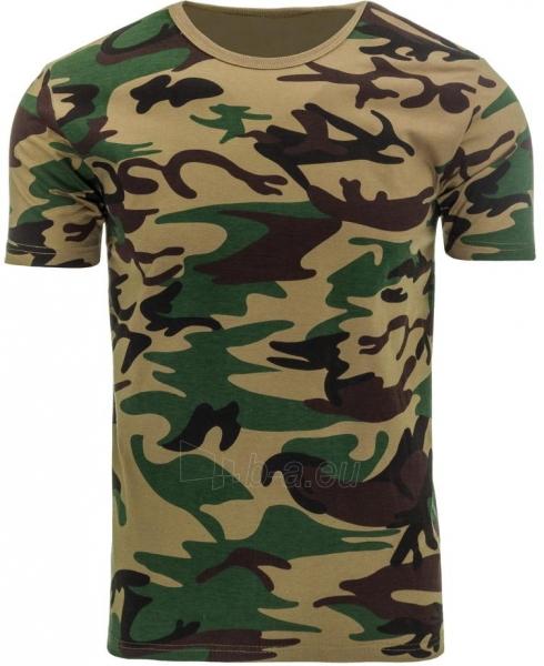 Vyriški marškinėliai Akira(rudos spalvos) Paveikslėlis 1 iš 1 310820032860