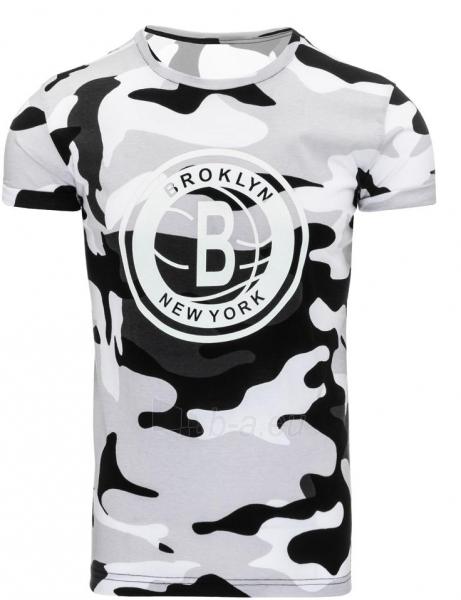 Vyriški marškinėliai Alexei (pilkos spalvos) Paveikslėlis 1 iš 1 310820033724