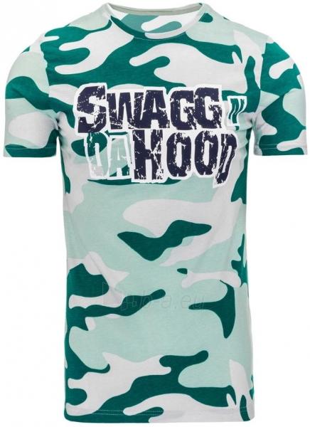 Vyriški marškinėliai Allard (žalios spalvos) Paveikslėlis 1 iš 1 310820033719