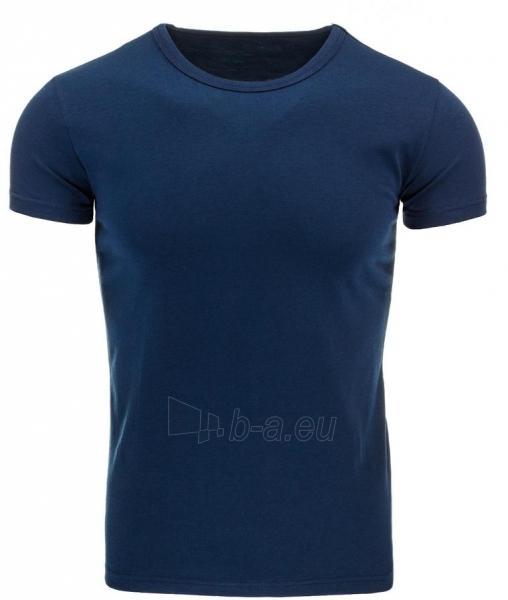 Vyriški marškinėliai Bain (Tamsiai mėlyni) Paveikslėlis 1 iš 1 310820033698