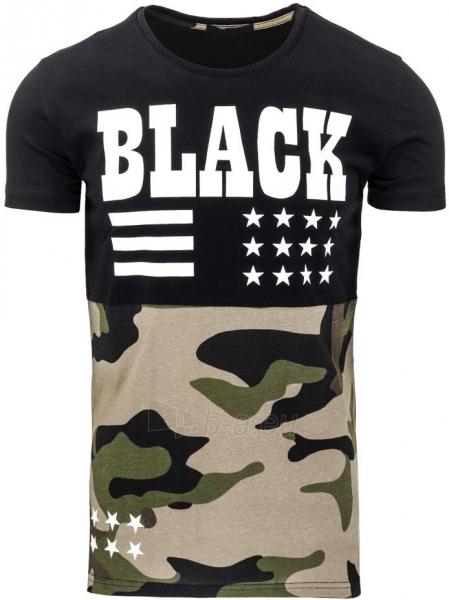 Vyriški marškinėliai Black Paveikslėlis 1 iš 2 310820033715