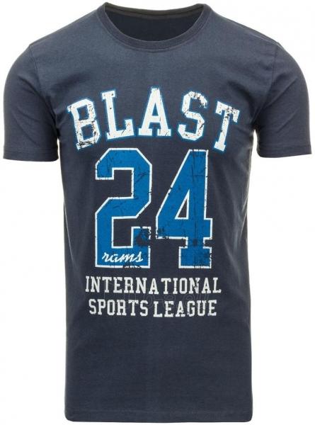 Vyriški marškinėliai BLAST (Grafitiniai) Paveikslėlis 1 iš 5 310820031194