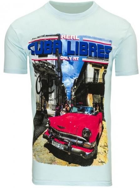 Vyriški marškinėliai CUBALIBRES Paveikslėlis 1 iš 5 310820031231