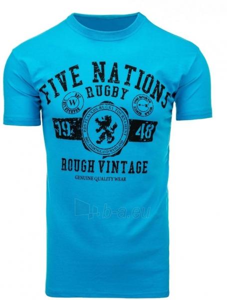 Vyriški marškinėliai DeWitt (Turkis) Paveikslėlis 1 iš 5 310820034869