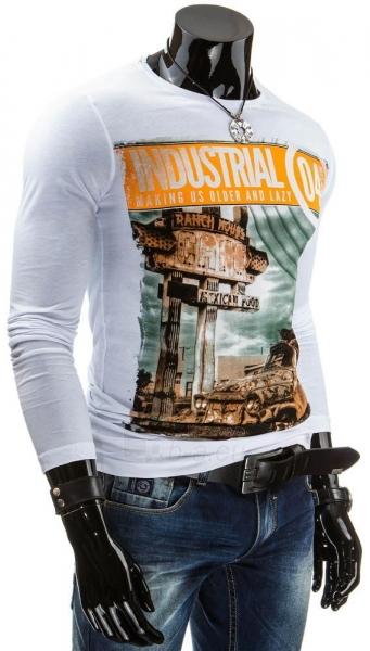 Vyriški marškinėliai ilgomis rankovėmis Industrial Paveikslėlis 1 iš 4 310820031347