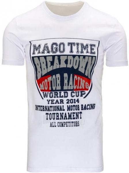 Vyriški marškinėliai Mago (Pilki) Paveikslėlis 1 iš 5 310820031201