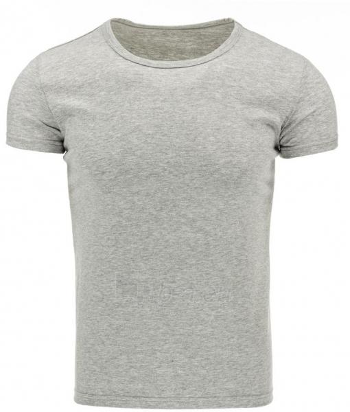 Vyriški marškinėliai Mandy (pilki) Paveikslėlis 1 iš 1 310820033091