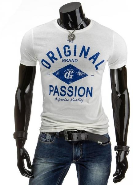 Vyriški marškinėliai ORIGINALS (Balti) Paveikslėlis 1 iš 4 310820034837