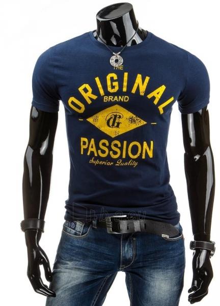Vyriški marškinėliai ORIGINALS (Tamsiai mėlyni) Paveikslėlis 1 iš 4 310820034835