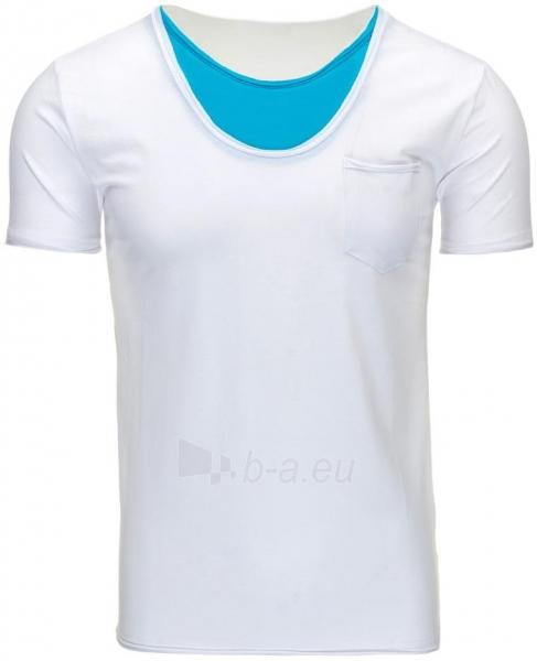 Vyriški marškinėliai Patrick (Balti) Paveikslėlis 1 iš 5 310820033460