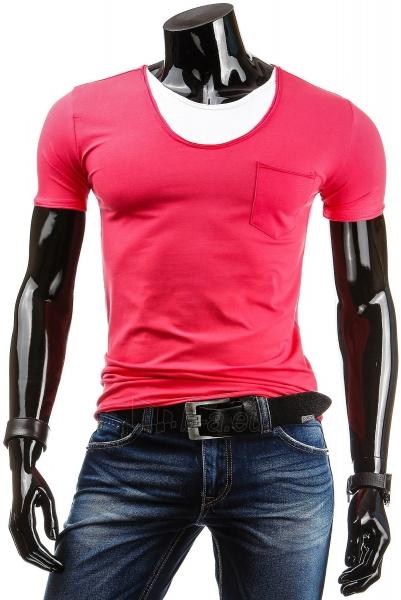 Vyriški marškinėliai Patrick (Raudoni) Paveikslėlis 1 iš 4 310820033457