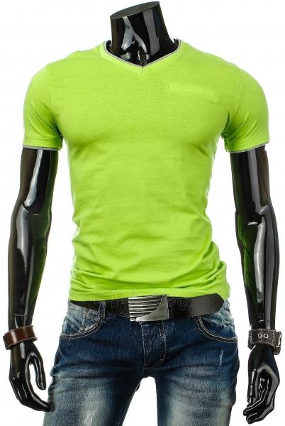 Vyriški marškinėliai Percy (Žali) Paveikslėlis 1 iš 4 310820034810
