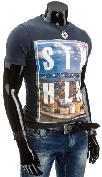 Vyriški marškinėliai Ray (Grafitiniai) Paveikslėlis 1 iš 4 310820033490