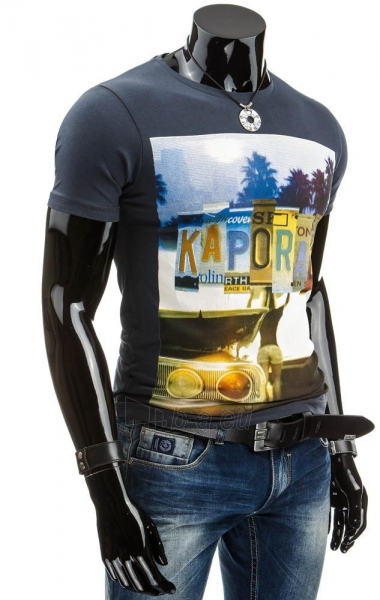 Vyriški marškinėliai Raymond (Grafitiniai) Paveikslėlis 1 iš 4 310820034826