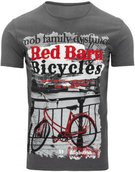 Vyriški marškinėliai Red Barn (Grafitiniai) Paveikslėlis 1 iš 5 310820033636