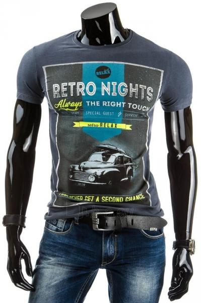 Vyriški marškinėliai RetroNights (Grafitiniai) Paveikslėlis 1 iš 4 310820034823