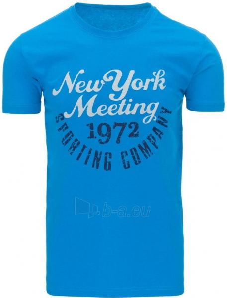 Vyriški marškinėliai Robin (Turkis) Paveikslėlis 1 iš 5 310820033536