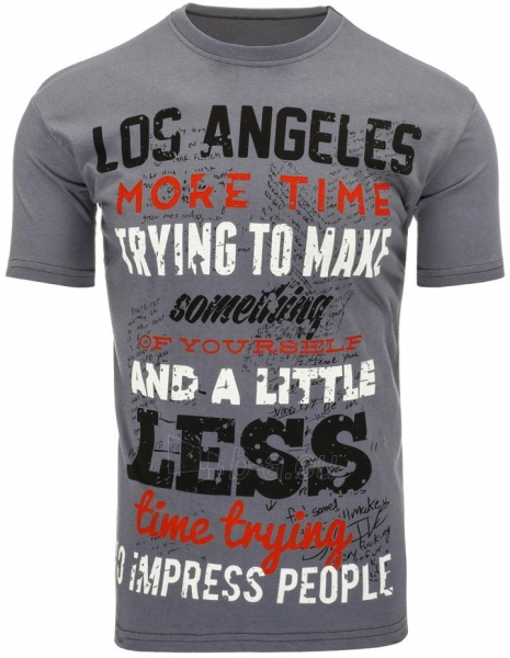 Vyriški marškinėliai Rodney (Grafitiniai) Paveikslėlis 1 iš 5 310820033599