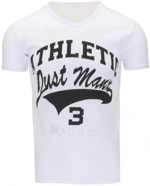 Vyriški marškinėliai Roland (Balti) Paveikslėlis 1 iš 5 310820033611