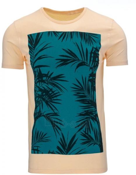 Vyriški marškinėliai Roswell (Rusvi) Paveikslėlis 1 iš 5 310820033566