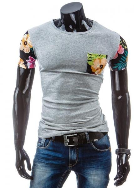 Vyriški marškinėliai Rowley (Balti) Paveikslėlis 1 iš 4 310820033573
