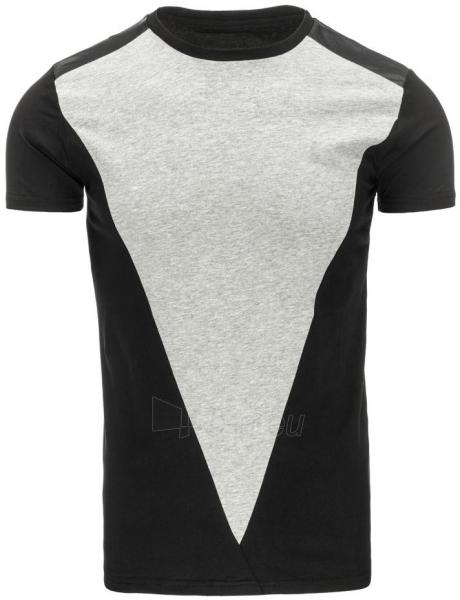 Vyriški marškinėliai Rudy (Pilki) Paveikslėlis 1 iš 5 310820033577