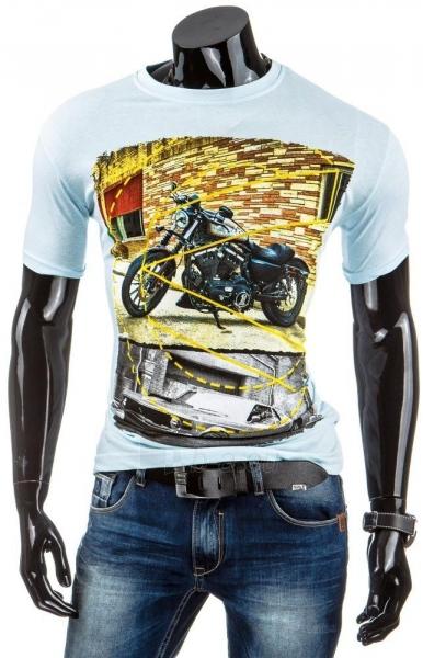 Vyriški marškinėliai Russ Paveikslėlis 1 iš 4 310820033581