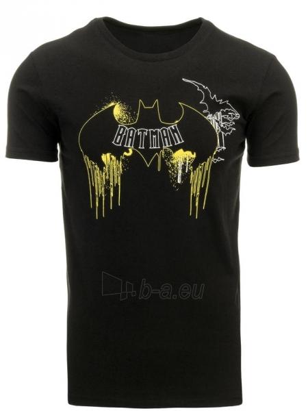 Vyriški marškinėliai Samuel (Juodi) Paveikslėlis 1 iš 5 310820033595