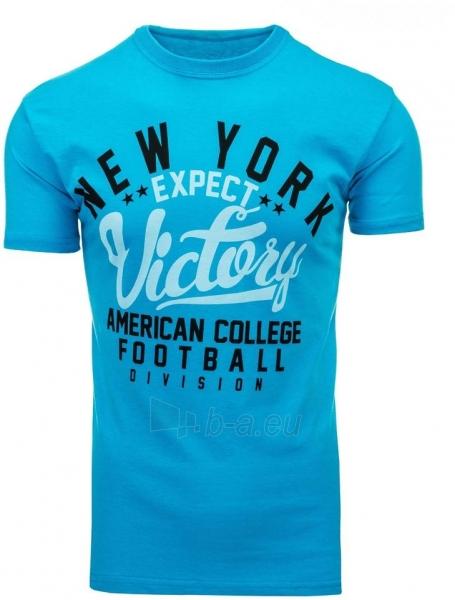 Vyriški marškinėliai Shelby (Turkis) Paveikslėlis 1 iš 5 310820034867