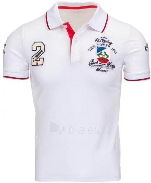 Vyriški marškinėliai Sherwood (Balti) Paveikslėlis 1 iš 5 310820031096