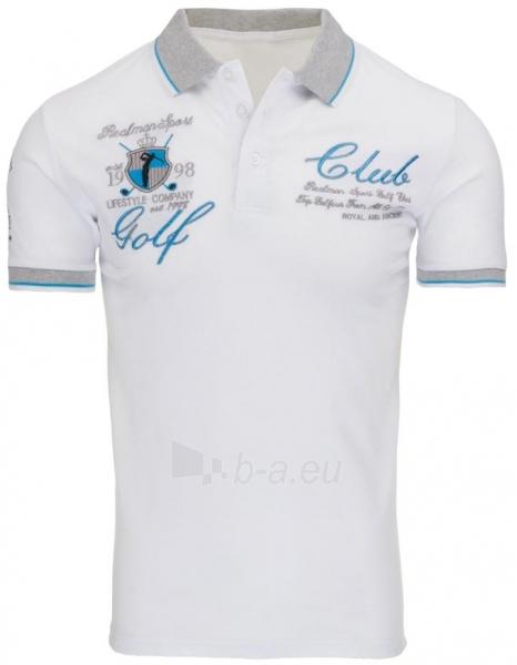 Vyriški marškinėliai Smith (Balti) Paveikslėlis 1 iš 5 310820031235