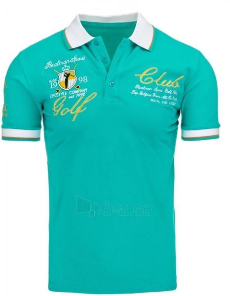 Vyriški marškinėliai Smith (Žali) Paveikslėlis 1 iš 5 310820031239