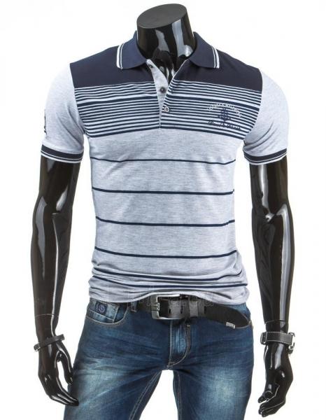 Vyriški marškinėliai Sonny (Pilki) Paveikslėlis 1 iš 4 310820043427