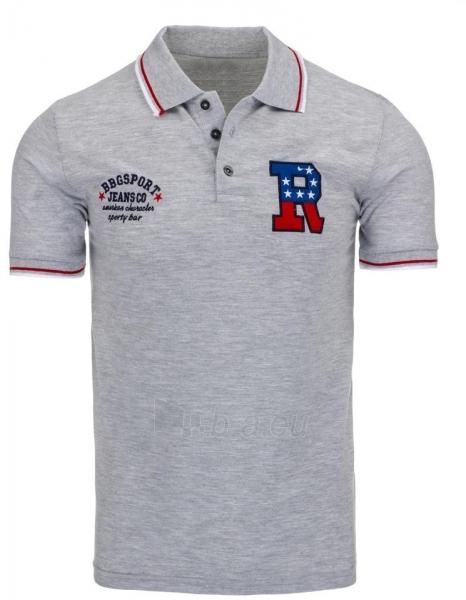 Vyriški marškinėliai Spencer (Pilki) Paveikslėlis 1 iš 5 310820031244