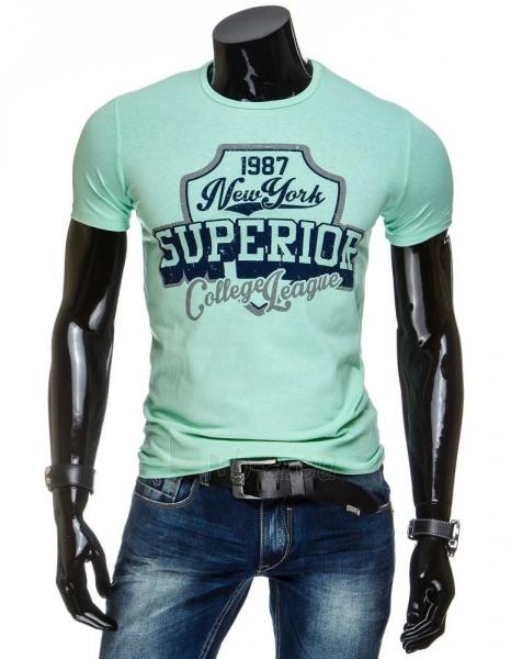 Vyriški marškinėliai Superior (Žali) Paveikslėlis 1 iš 4 310820033529