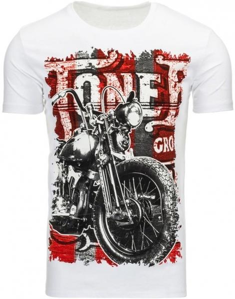 Vyriški marškinėliai ToneB (Balti) Paveikslėlis 1 iš 5 310820033653